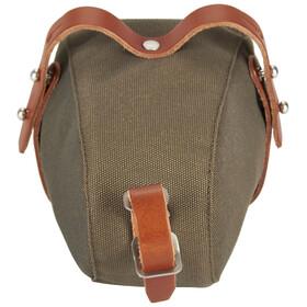 Brooks Isle of Wight Saddle Bag Large green/honey